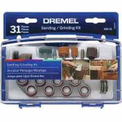 For For For For For For For For Dremel DRE686 31 Pc Sanding Grinding Bit Set
