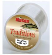 Mason Tackle Company TRA-8-14 Traditions Premium Monofilament - 6.4kg.