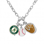 MLB - Oakland Athletics Fanfare Necklace