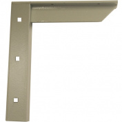 A & M Hardware AMC12 G Concealed Shelf Sprt Bracket 30.5cm . - Grey