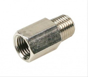 VIAIR 92833 Cheque Valve .375 Female to .375 Male NPT Nickle Plated
