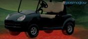 PlasmaGlow 10834 Flexible LED Golf Cart Kit - PURPLE
