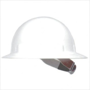 Fibre-Metal 280-E1SW01A000 Hat Thermoplastic Whitew-3-S Swingstrap