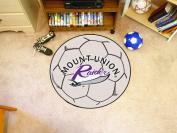 Fanmats 12629 COL - 70cm . diameter - Mount Union Soccer Ball