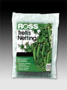 Easy Gardener Weatherly Consum Ross Trellis Netting Black 6 X 18 Feet - 16387