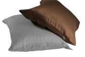 Bed Voyage 15981240 Pillowcase - Travel - Platinum