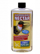 First Nature FN3052 16 oz Clear Hummingbird Concentrate
