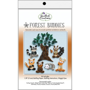 Quilled Creations 276 Quilling Kit-Forest Buddies