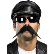 Costumes For All Occasions DG15027 Moustache Biker