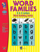 On The Mark OTM1859 Word Families 2& 3 Letters