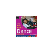 Gryphon House 20351 The Little Book of Dance Cd