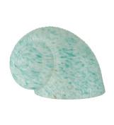 Meyda Tiffany 11693 12.7cm W X 15.2cm L Teal Dapple Snail Shade