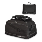 High Sierra D109-0 30 in. Pack-N-Go Duffel - Black