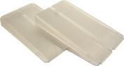 MADICO 23059PC Rigid Wedge - White -Pack of- 6 - 100 Per Pack