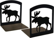 Village Wrought Iron BE-19 Moose Bookends