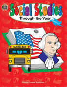 Teacher Created Resources TCR2467 Social Studies Through The Year Primary