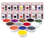Costumes For All Occasions DD488 Color Cup Carded Burgundy