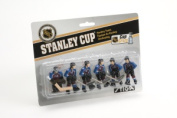 Stiga 7111-9090-29 Colorado Avalanche Table Rod Hockey Team Pack