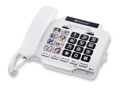 CLEAR SOUNDS CLS-CSC500 ClearSounds Amplified Spirit Phone