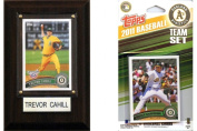 C and I Collectables 11ASFP MLB Oakland Athletics Fan Pack