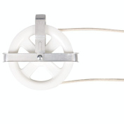 Household Essential 250 12.7cm . Clothesline Pulley