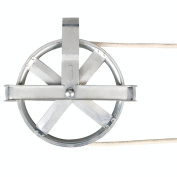 Household Essential 275 12.7cm . Heavy Duty Pulley