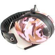 Ear Muffs Pink Camo