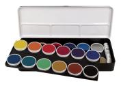 Alvin LO24 Opaque Watercolours Set-24