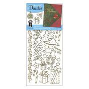 Hot Off The Press DAZ-1893 Dazzles Stickers