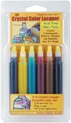 Sakura Hobby Craft 3D Crystal Lacquer Colour Pens, Essential