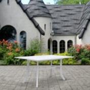 Vifah V1341 V1341 Bradley Outdoor Wood Armchair