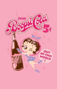 Precious Kids 37106 Betty Boop Canvas Painting-Cola