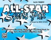 Alfred 00-MBF9509 All-Star Sports Pak - Music Book