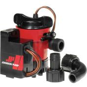 Johnson Pump 750GPH Auto Bilge Pump 1.9cm Hose Mag Switch 12V