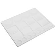 Pro-Art 456043 Pro Art Plastic Palette-20 Cavity