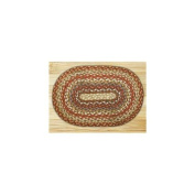 Capitol Importing 00-300 Honey-Vanilla-Ginger - 10 in. x 15 in. Oval Swatch