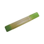 Clover Knitting Needle Tube Case, Green