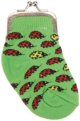 Graphic Impressions SP-LB Novelty Sock Purses-Lady Bugs