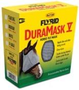 Durvet Equine Duramask Fly Mask Grey Horse - 081-60000