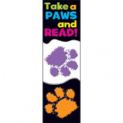 Trend Enterprises Inc. T-12034 Take A Paws Bookmarks