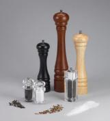 Gessner Products MrD7XX04SMB 10.2cm . Matte Black Salt Shaker