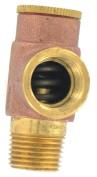 Pentair .127cm . Low Lead Well Pump Pressure Relief Valve TC2160LF