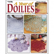 Leisure Arts 307409 Leisure Arts-A Year Of Doilies