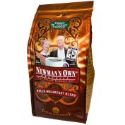 Newmans Own Organics Fair Trade Certified Organic Coffee Nells Breakfast Blend Ground 300ml 217987