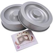 Tasty-Fill Cake Pan Set-Heart 22cm x 7cm