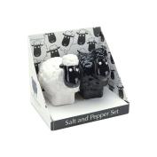 Dublin Gift 75027 The Black Sheep Salt & Pepper Shaker Pair-