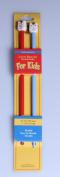 Lion Brand Knitting Needles For Kids, 18cm , Size 10