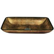Vigo VG07506 Copper Glass Vessel Sink