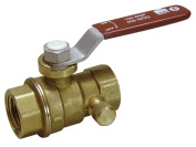 B And K Industries .190.5cm . Brass Low Lead Stop & Waste Valve 107-754NL