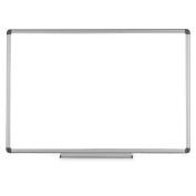 Bi-silque Visual Communication Product Inc. Bi-silque Visual Communication Product Inc. Dry-Erase Board 2 ft.x3 ft. White-Aluminum Frame